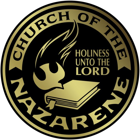 Official seal of the Church of the Nazarene