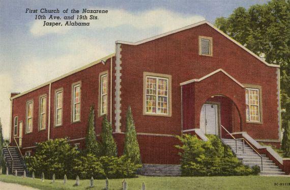 Jasper, Alabama Church of the Nazarene