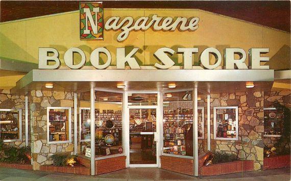 Pasadena, California Nazarene Bookstore