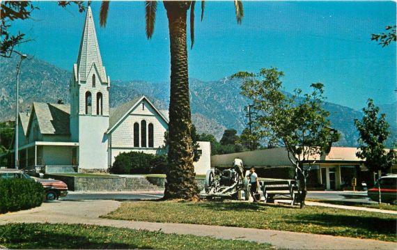 Sierra Madre, California Church of the Nazarene