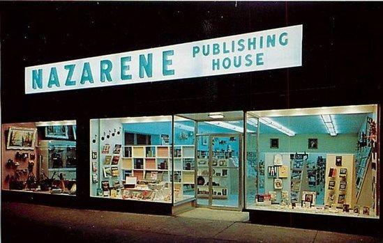 Toronto, Canada Nazarene Publishing House Bookstore