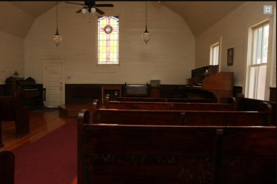 Nazarene Chapel Buffalo Gap TX