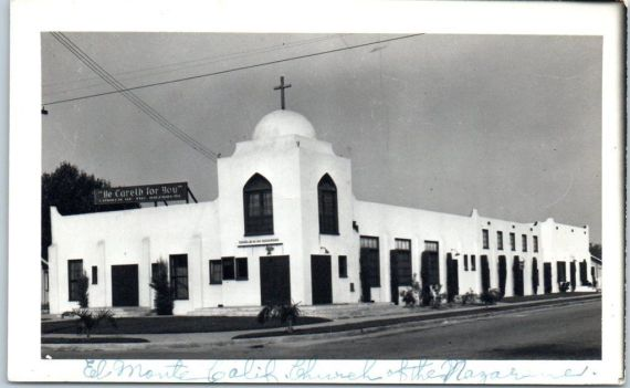 El Monte California Church of the Nazarene