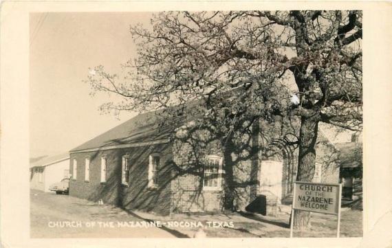 Nocona Texas Church of the Nazarene