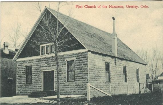 Greeley, Colorado First Church of the Nazarene