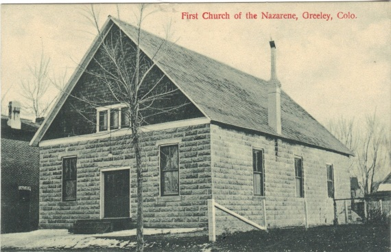 Greeley, Colorado First Church of the Nazarene