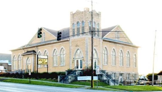 Cullman, AL, Cornerstone Church of the Nazarene.