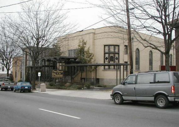 Newport, KY First Church of the Nazarene