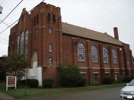 Portsmouth Ohio Church of the Nazarene