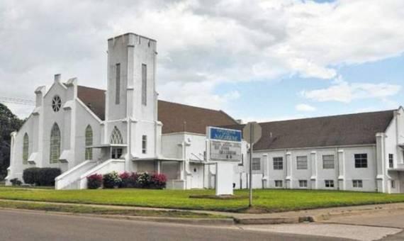 Tulsa, OK First Church of the Nazarene.
