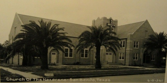 Church of the Nazarene, San Benito, Texas
