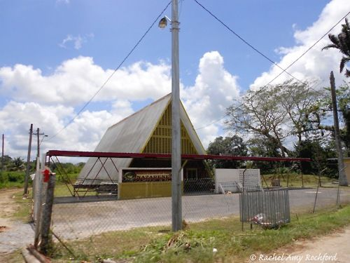 Piarco, Trinidad Church of the Nazarene (photo by Rachel Amy Rochford).
