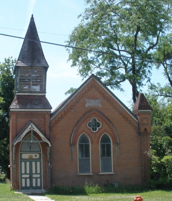 Kaysville, UT. Built in 1888 as a Presbyterian Church. Became a Church of the Nazarene sometime after 1917.