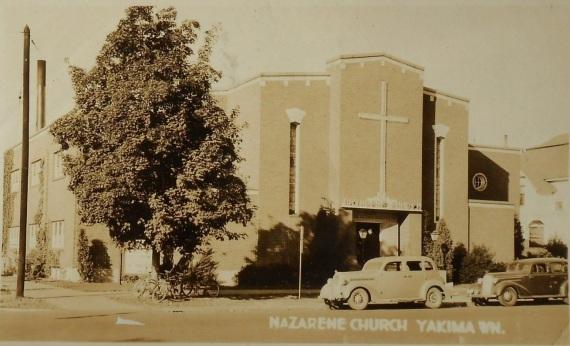 Church of the Nazarene, Yakima, Washington