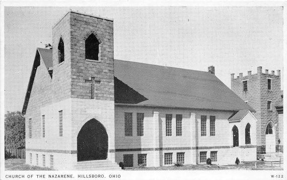 Hillsboro, Ohio Church of the Nazarene
