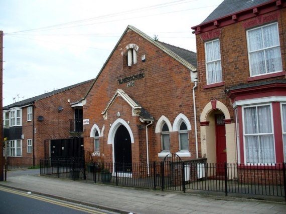 Hull England Church of the Nazarene