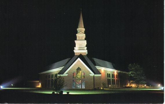 MVNC R. R. Hodges Chapel