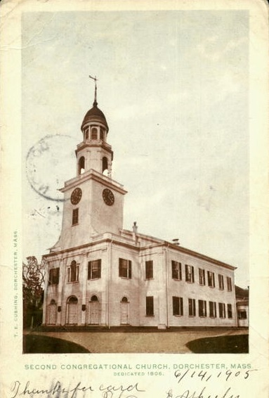 Dorchester Center 2nd Church 1905