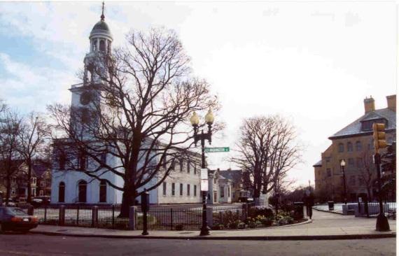 Dorchester Center, Massachusits Second Church of the Nazarene