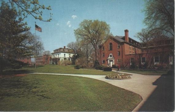 Quincy, Massachusetts Eastern Nazarene College