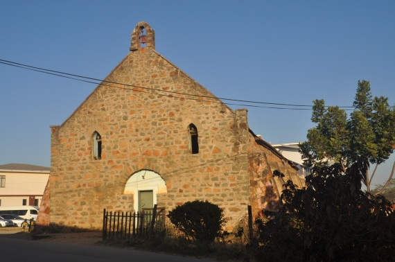 "Manzini, Swaziland Church of the Nazarene, ""The Stone Church"""