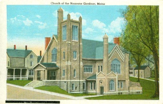 Gardiner, Maine Church of the Nazarene
