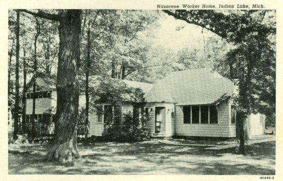Indian Lake Nazarene Camp Nazarene Worker's Home