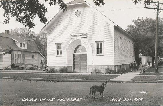 Reed City, Michigan Church of the Nazarene