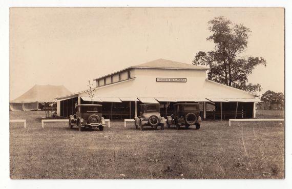 Vicksburg, Michigan, Indian Lake Nazarene Camp Tabernacle