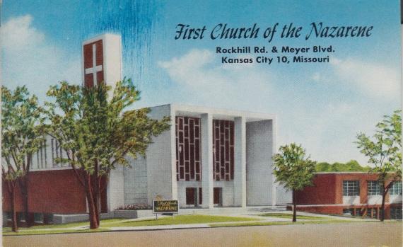 Kansas City, Missouri First Church of the Nazarene
