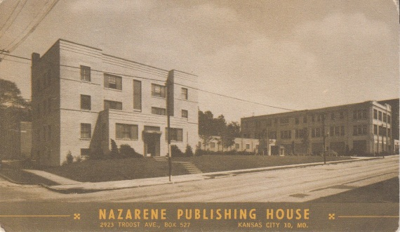 Kansas City, Missouri, Nazarene Publishing House