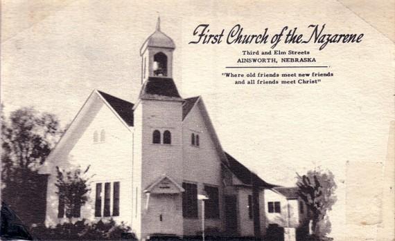 Ainsworth, Nebraska First Church of the Nazarene