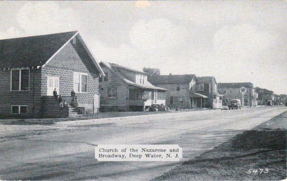 Deep Water, New Jersey Church of the Nazarene