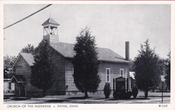 Payne, Ohio Church of the Nazarene