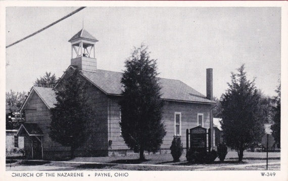 Payne, Ohio Church of the Nazarene