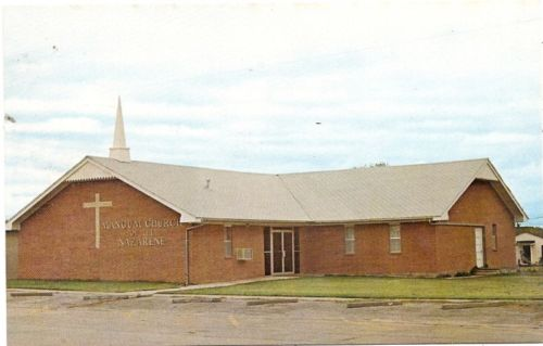 Mangum, Oklahoma Church of the Nazarene