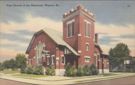 Warren, Pennsylvania First Church of the Nazarene