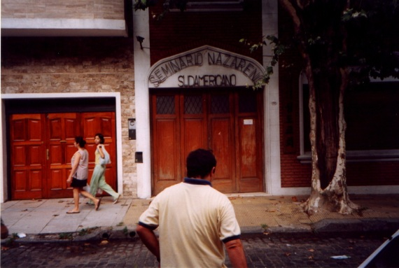 South American Nazarene Seminary