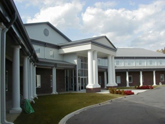 Memphis (Cordova), TN Calvary Church of the Nazarene, 2001.