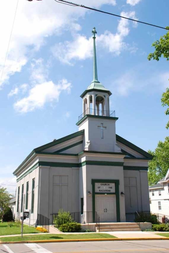 Burlington, Wisconsin Church of the Nazarene