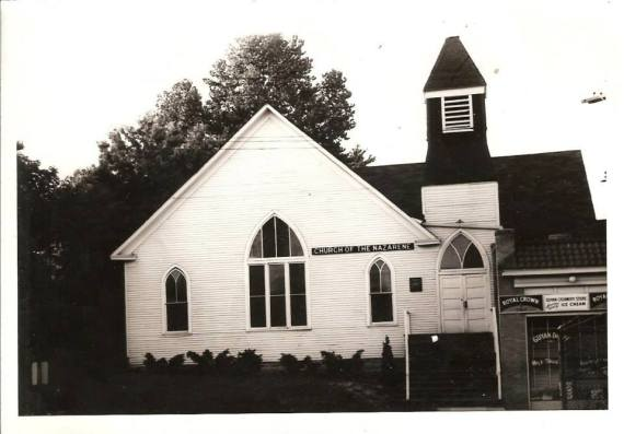 Huntington, West Virginia Walnut Hills Church of the Nazarene